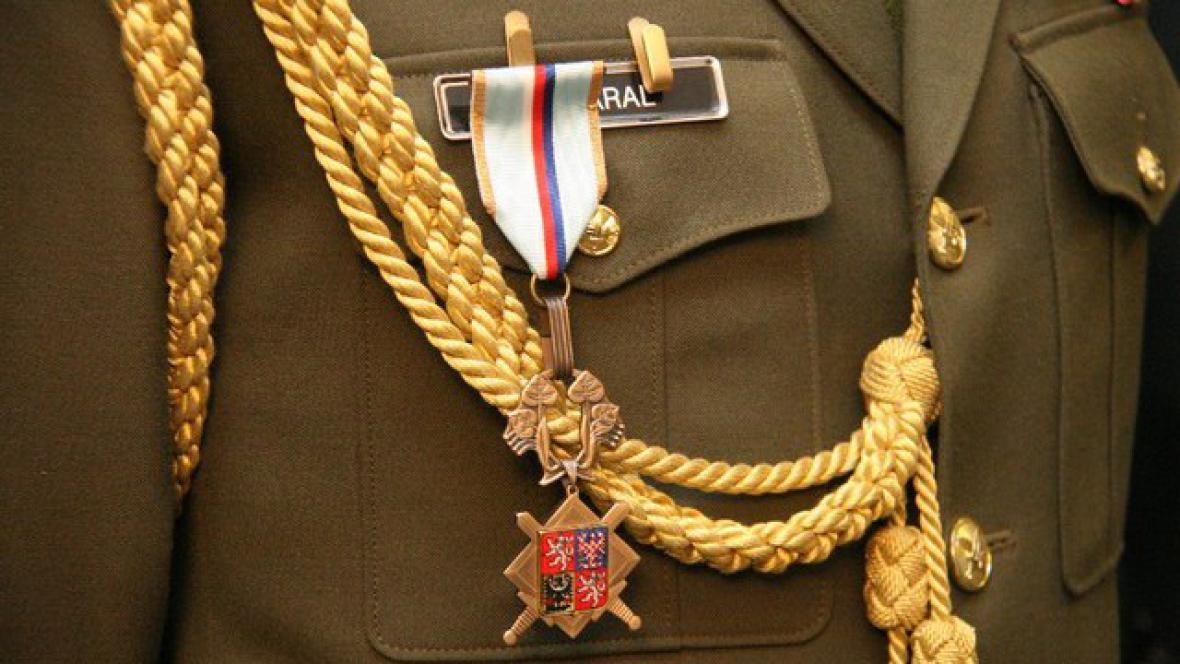 Medaile Armády ČR