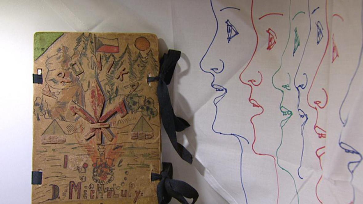 Z výstavy Trochu lepší svět – století skautingu