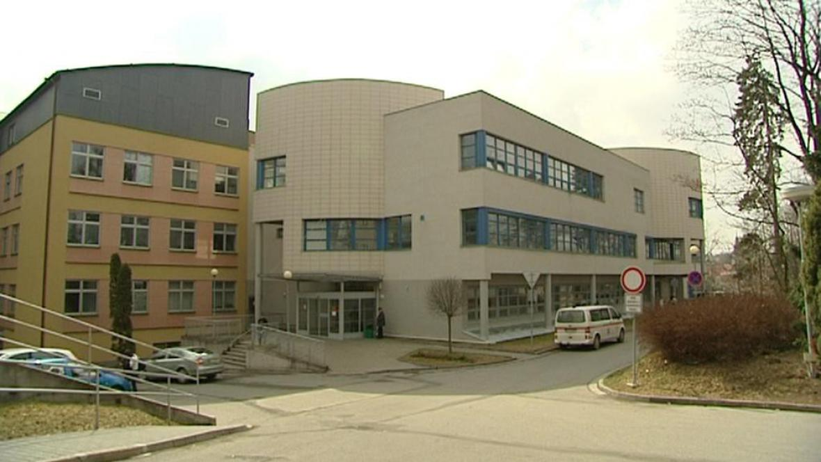 Pelhřimovská nemocnice
