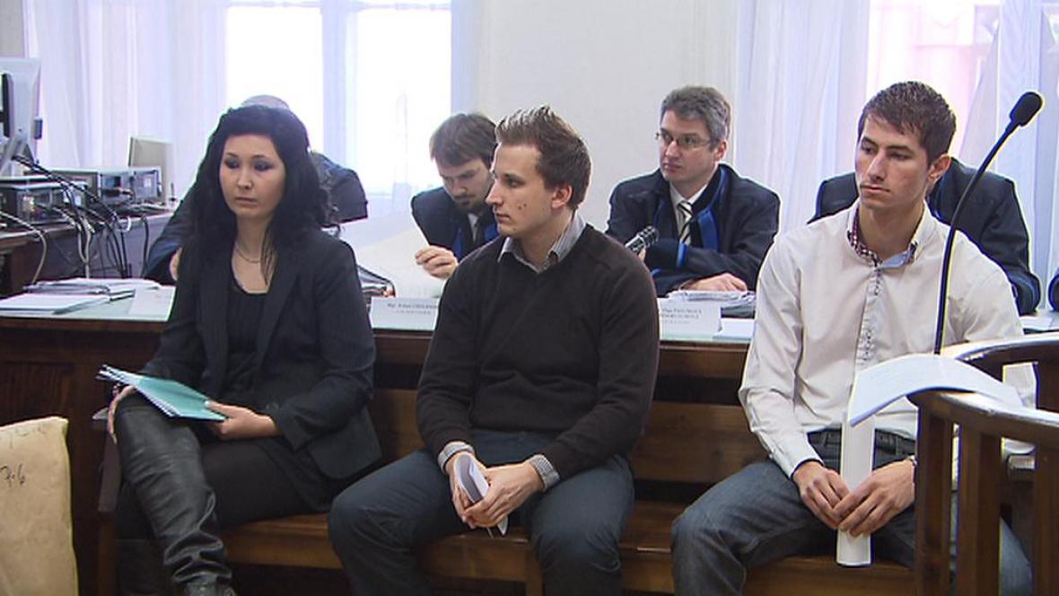 Soud s členy rozpuštěné Dělnické strany