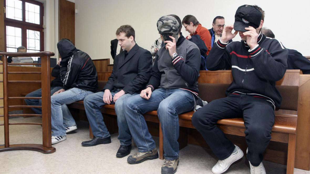 V Kroměříži pokračoval soud s pravicovými extremisty