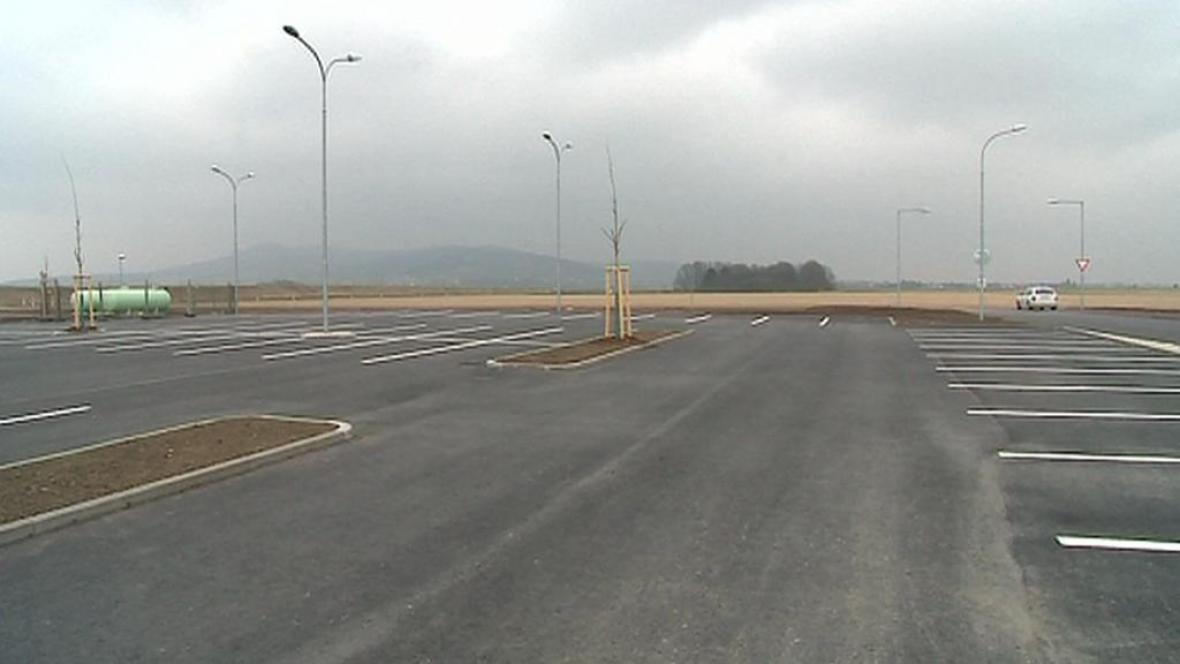 Průmyslová zóna v Holešově