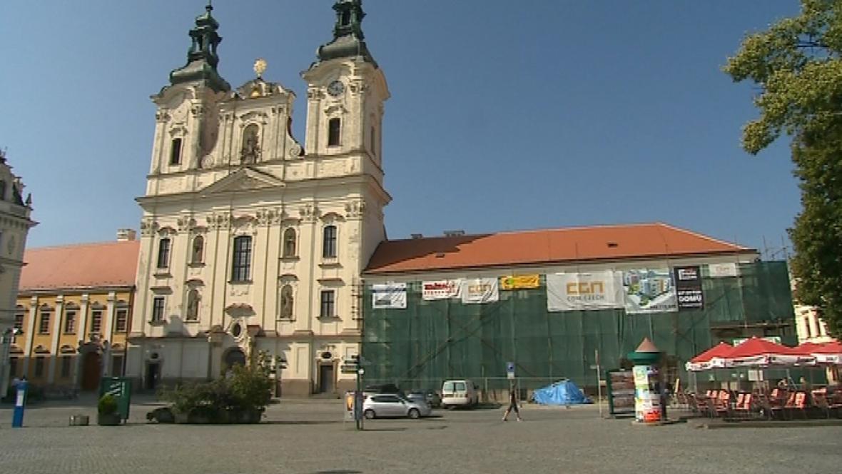 Jezuitské koleje v Uherském Hradišti