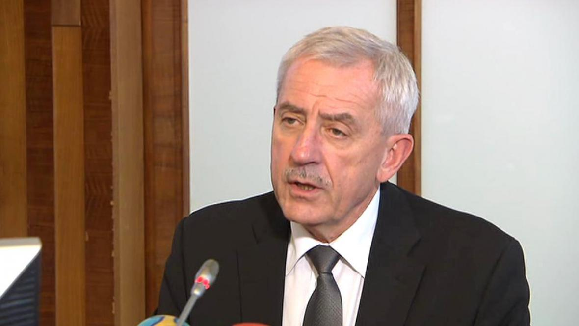 Ministr zdravotnictví Leoš Heger (TOP 09)