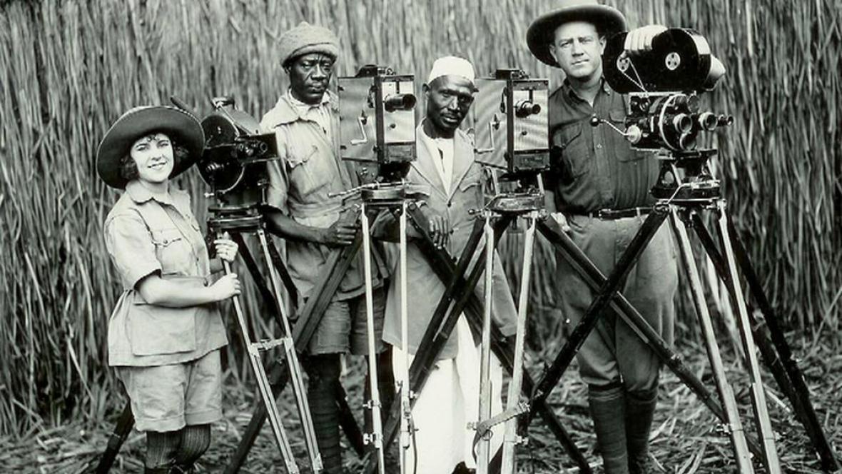 Zrození filmové Afriky