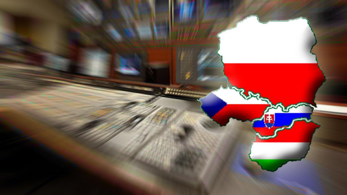 Setkání regionálních studií zemí Visegrádu