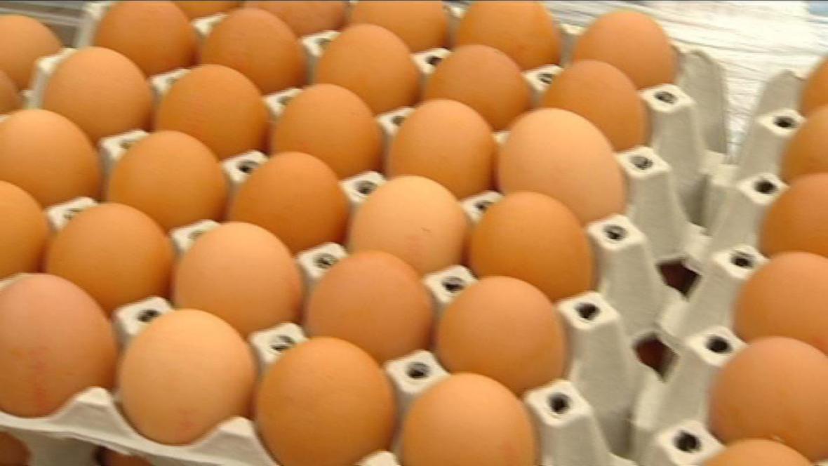 Ilustrační foto - cena vajec