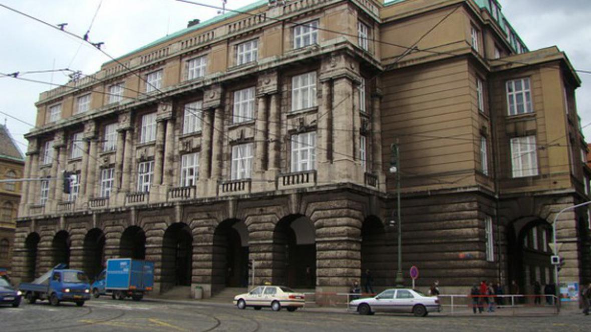 Filozofická fakulta UK v Praze