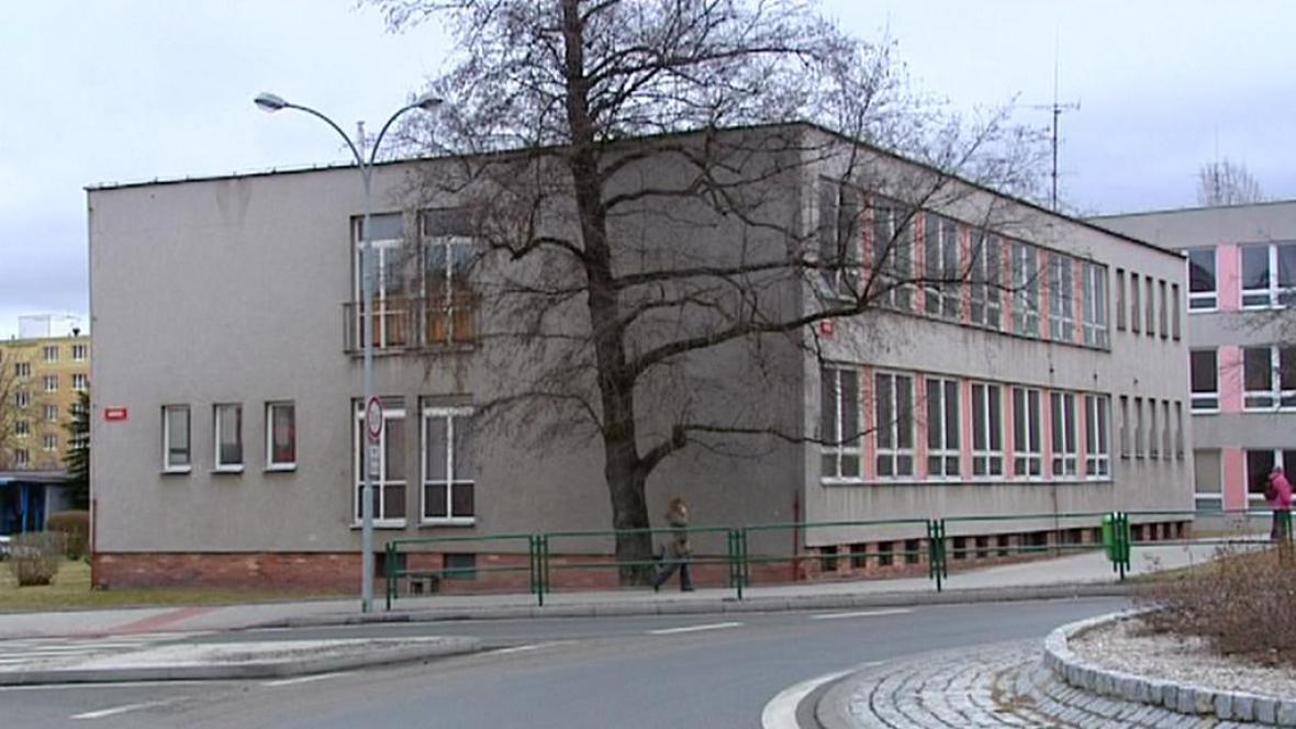 Budoucí sídlo ZUŠ Chodov