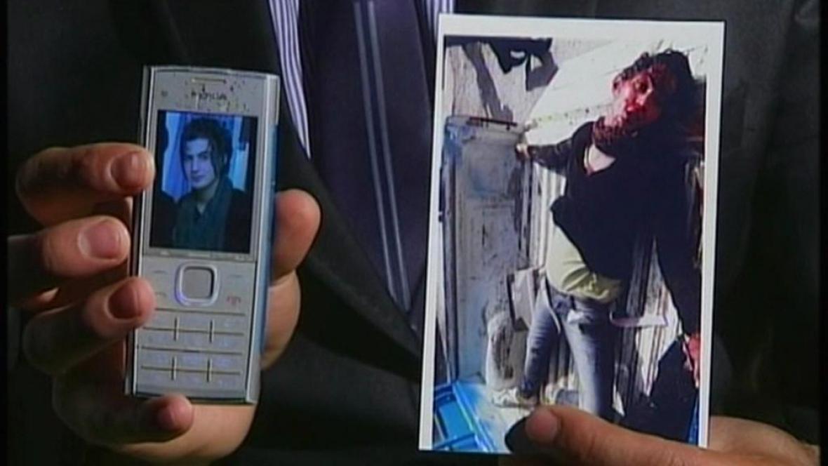 Vraždy emařů v Iráku