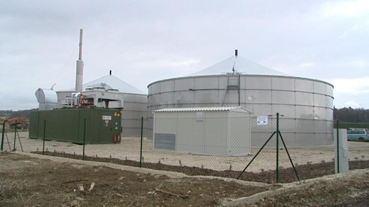 Stavba bioplynové stanice se odkládá
