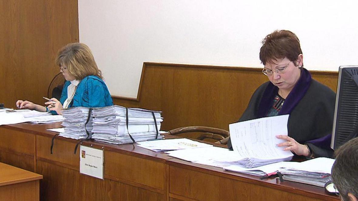 Jednání pražského městského soudu