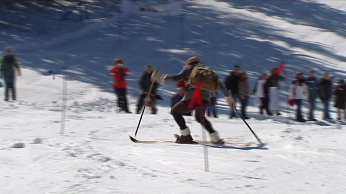 Ski lyžníci