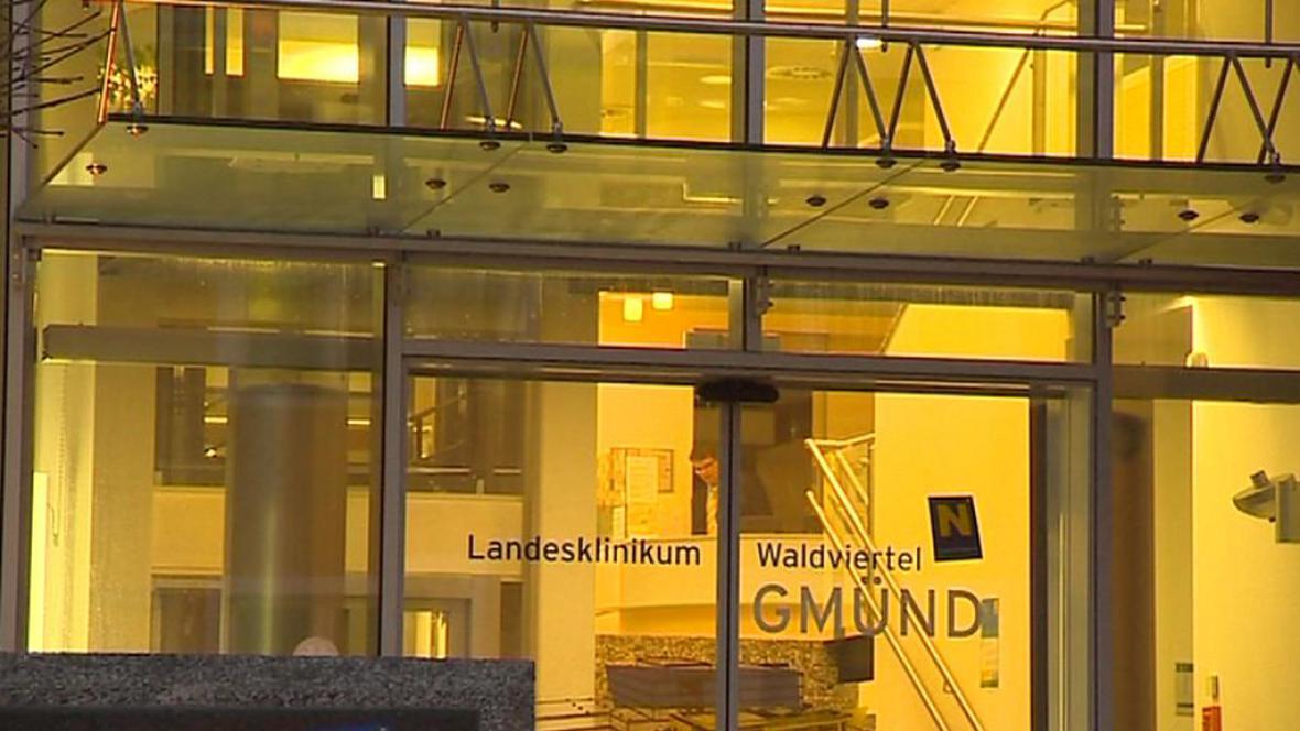 Zemská nemocnice v Gmündu