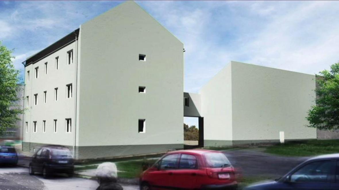 Nový azylový dům v Ostravě