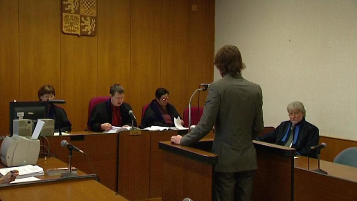 Obžalovaný Peter Luštiak