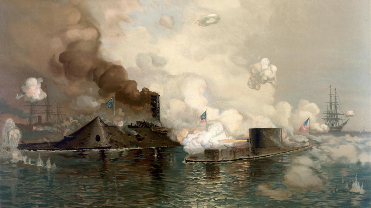 Bitva u Hampton Roads