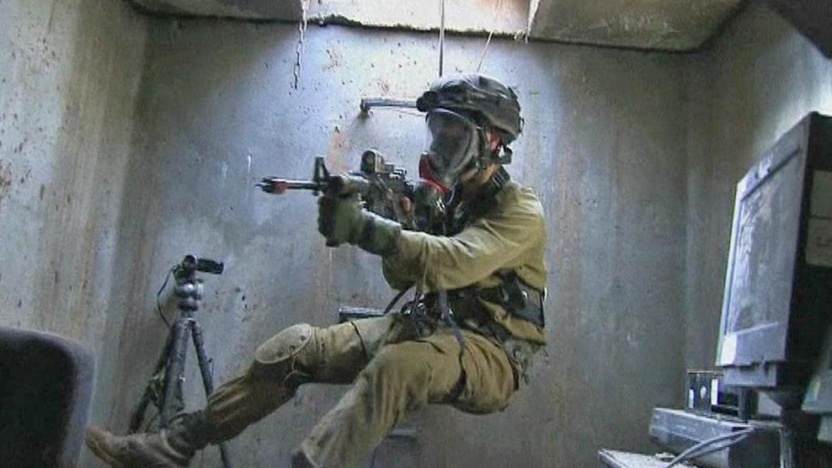 Izraelské speciální jednotky Jahalom
