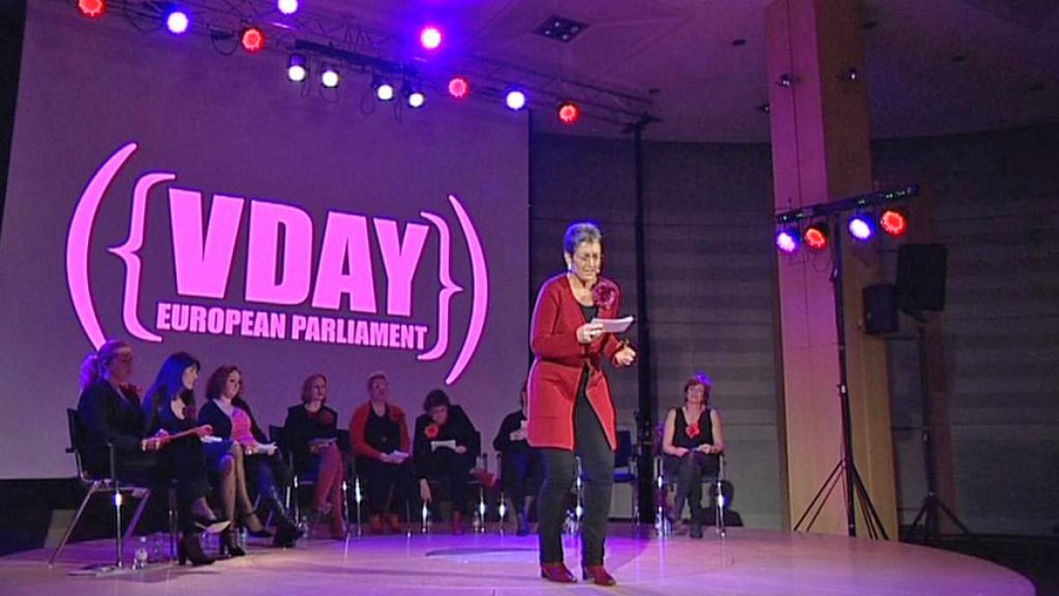 Den V v Evropském parlamentu