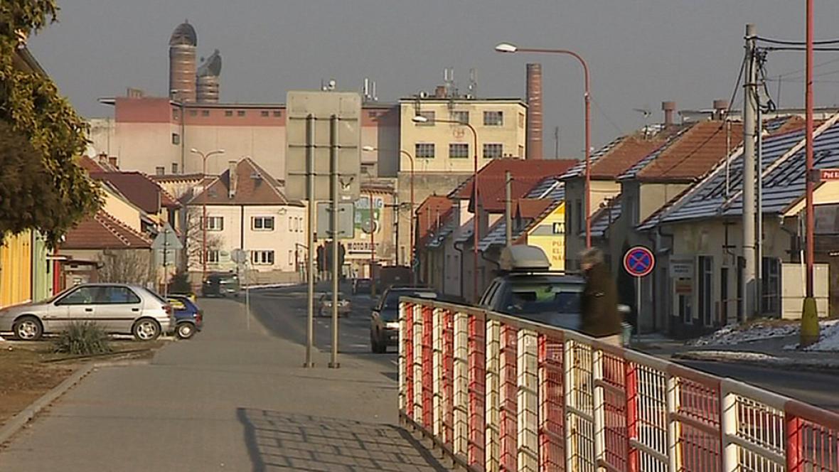 Jarošov je součástí Uherského Hradiště