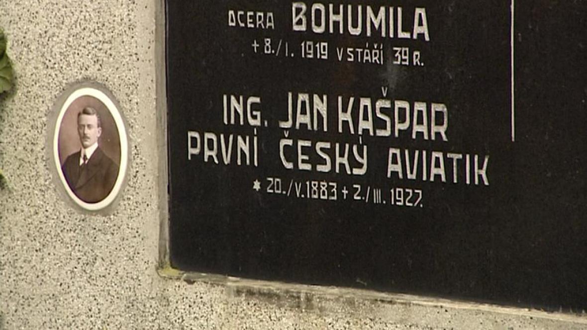 Hrob Jana Kašpara