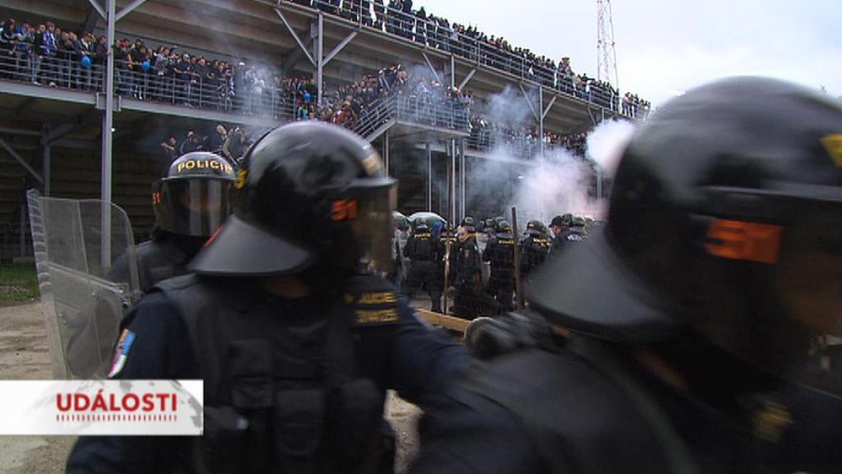 Policejní manévry