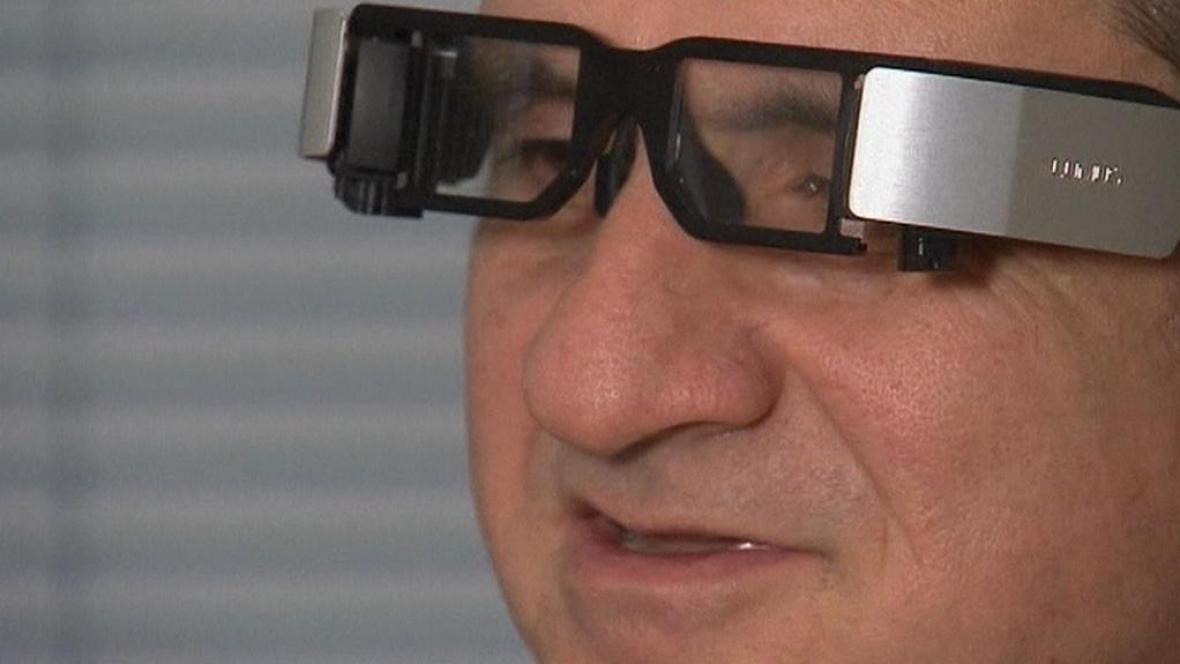 Internetové brýle