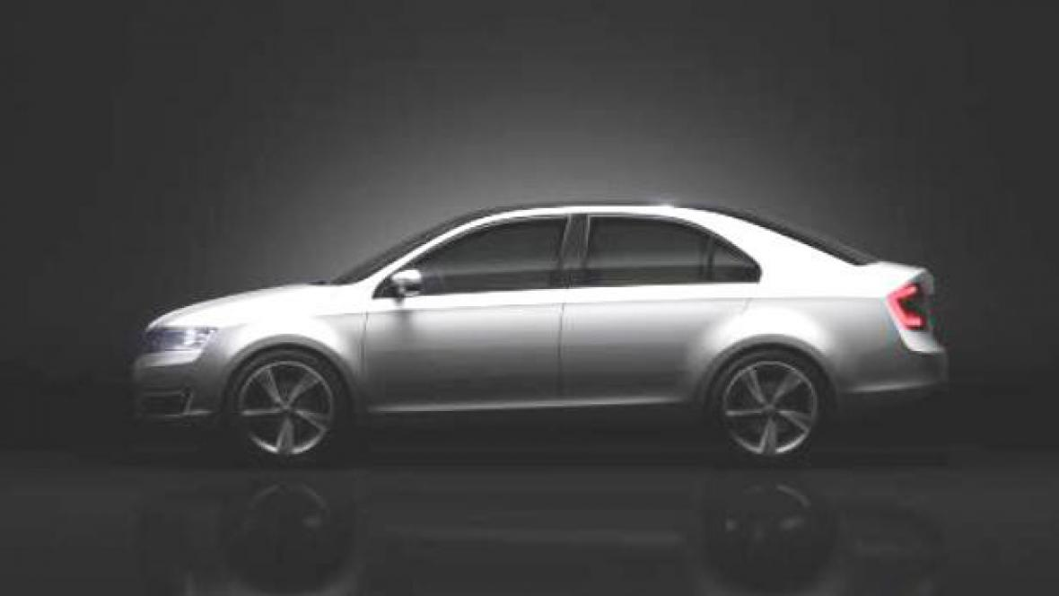 Škoda Auto - koncept MissionL