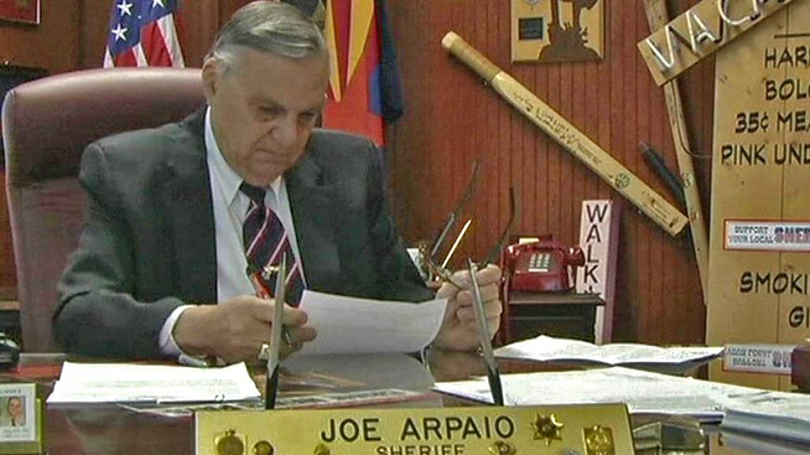 Šerif Joe Arpaio