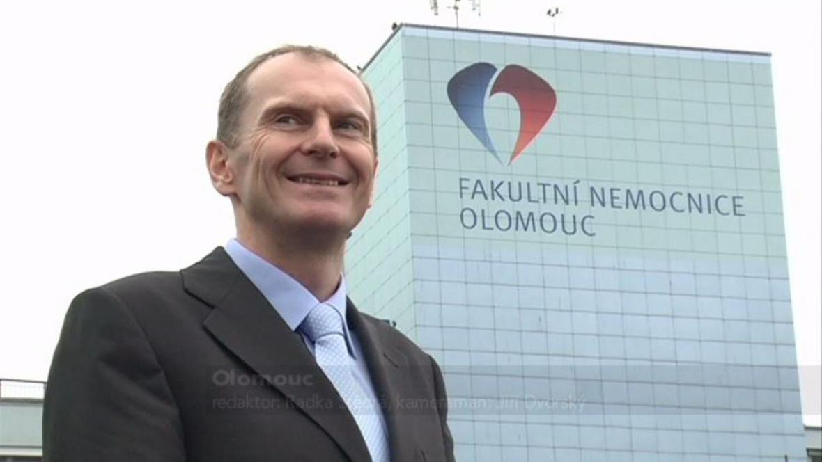 Roman Havlík – ředitel Fakultní nemocnice v Olomouci