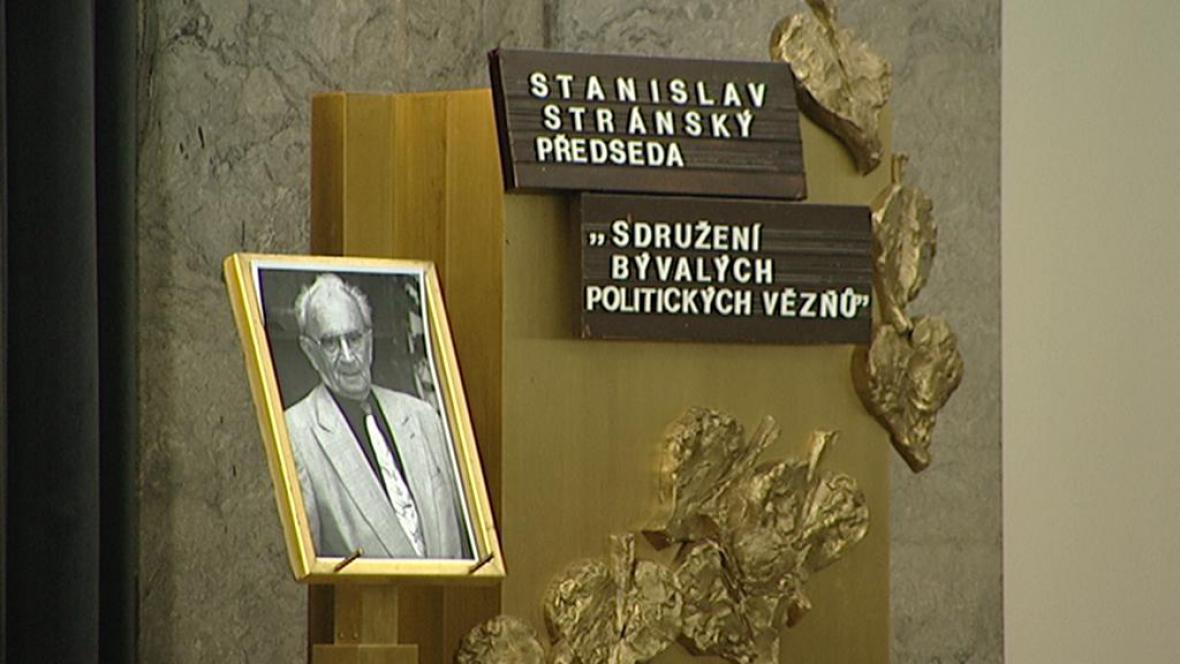 Rozloučení se Stanislavem Stránským