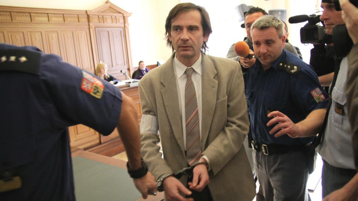 Boris Ingr dostal za vraždu manželky 15 let vězení