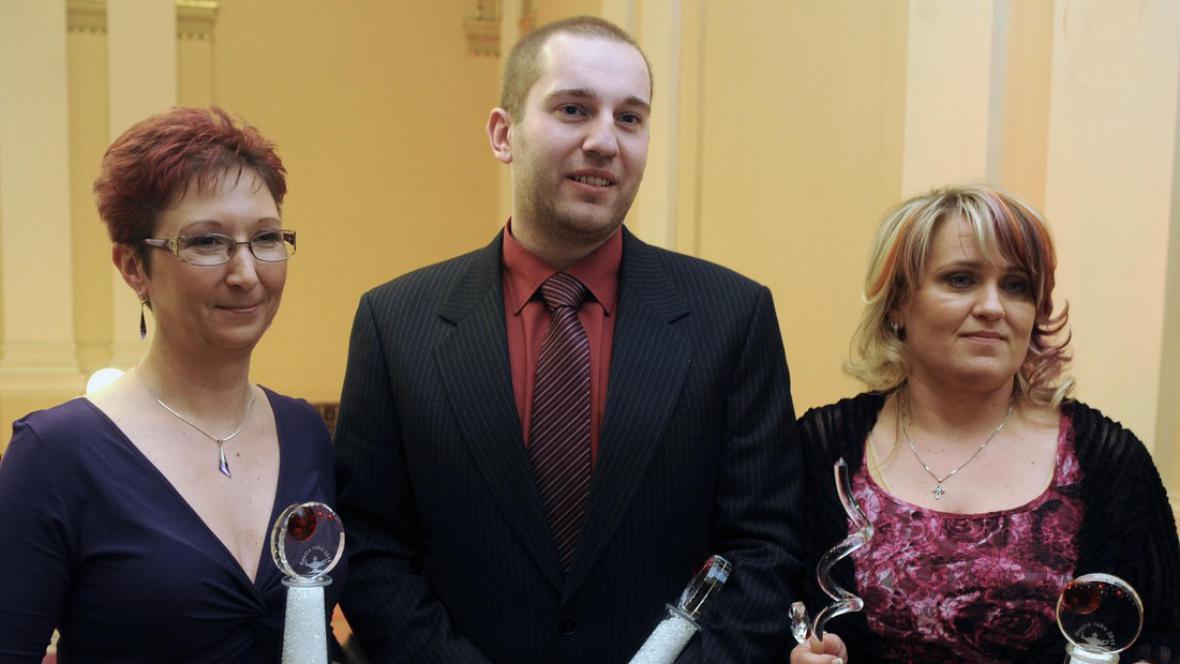 Vtězové soutěže Sestra roku 2011