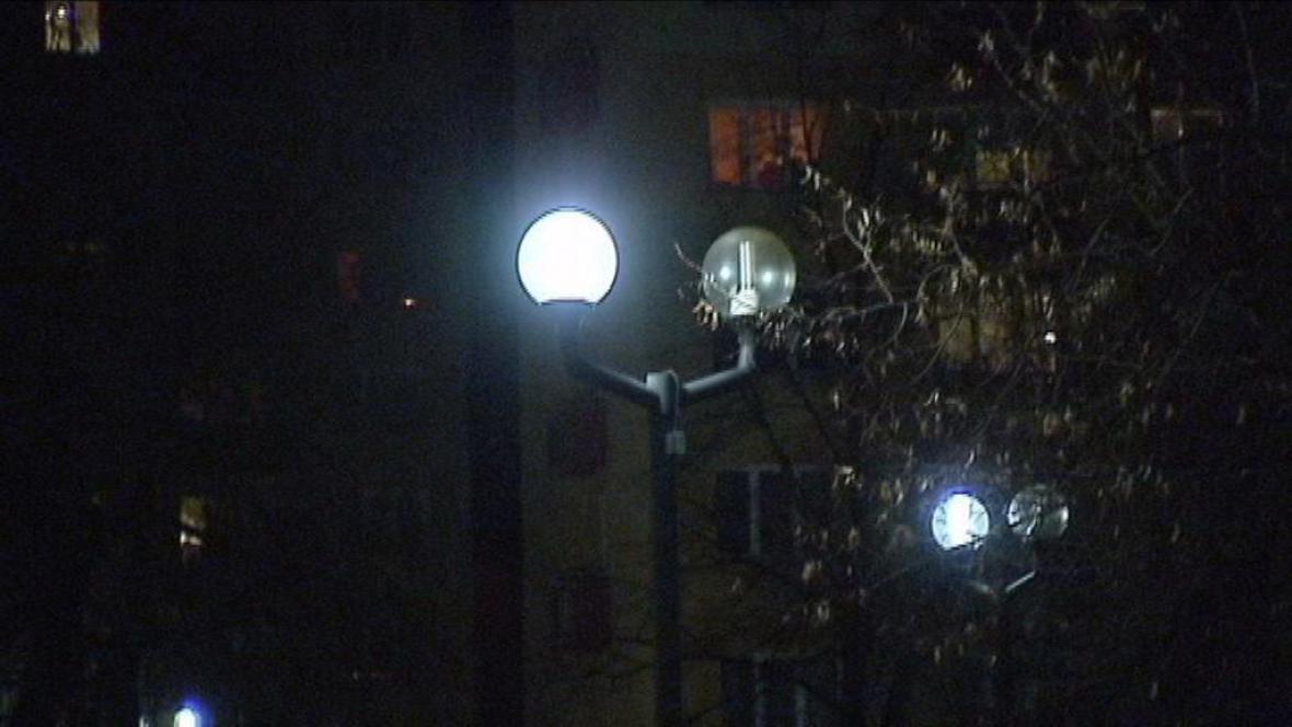 Veřejné osvětlení Studénka
