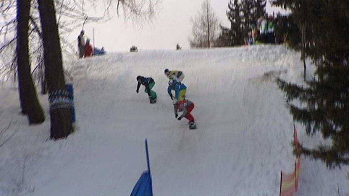 Mistrovství ČR ve snowboardingu
