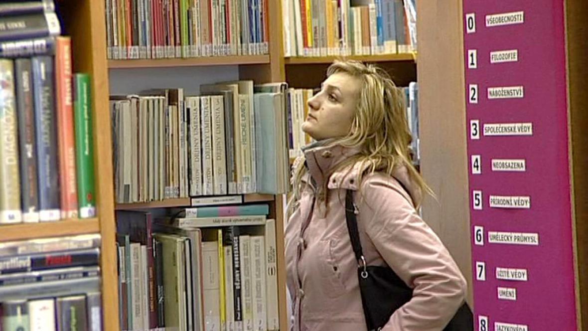 Knihovna v Jeseniku