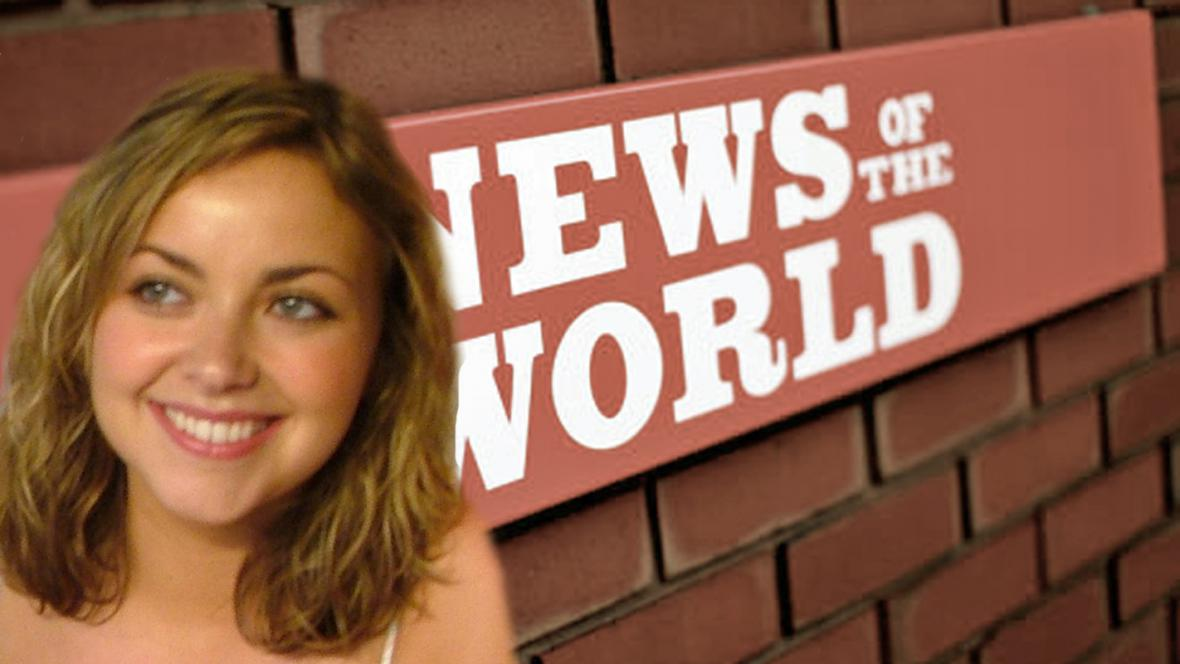 News of the World odposlouchával Charlotte Churchovou