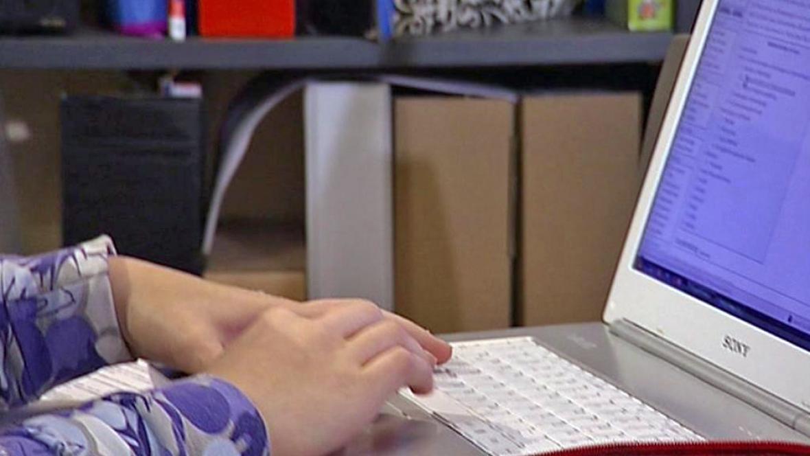 Surfování po internetu