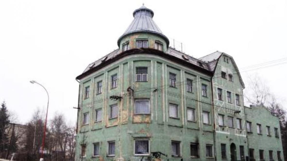 Dům v Aši