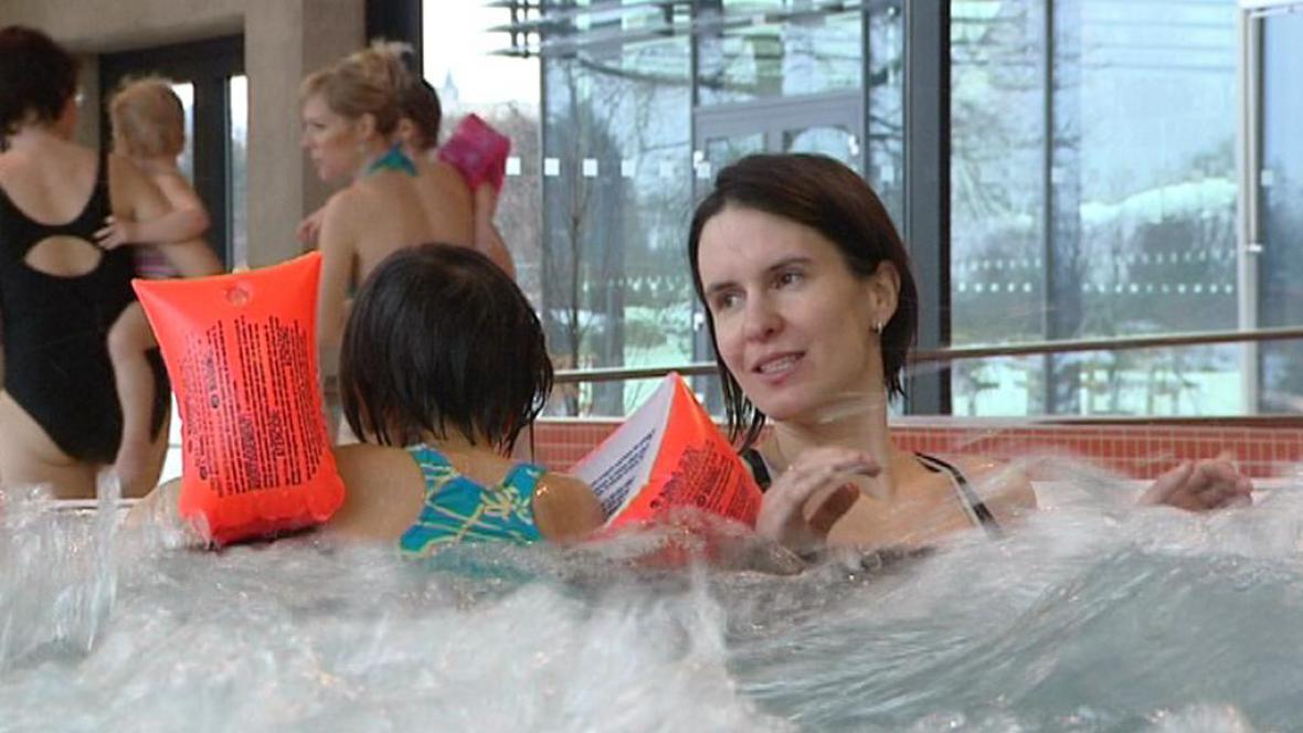 V rychnovském bazénu