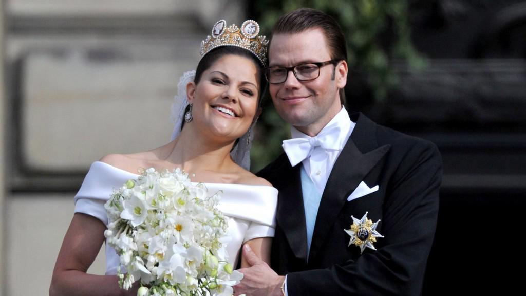 Princezna Victoria a princ Daniel