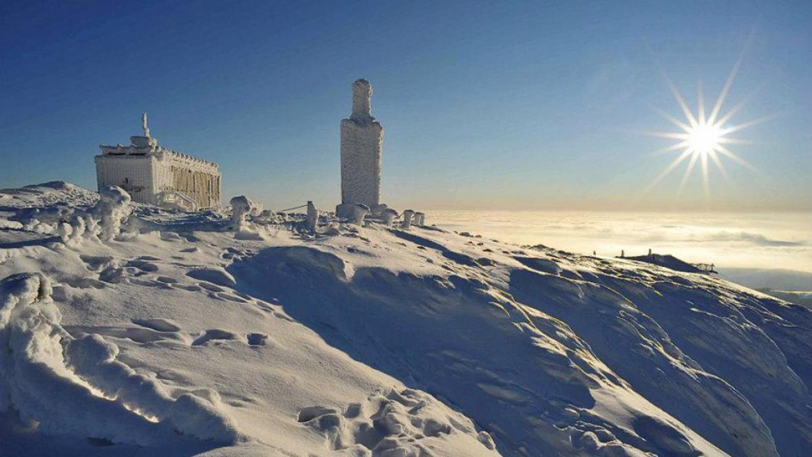 Krkonoše - Sněžka