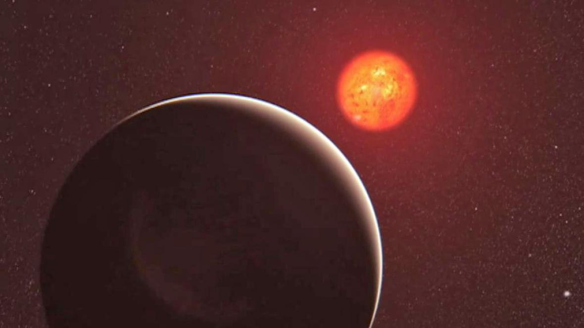 Planeta GJ 1214b