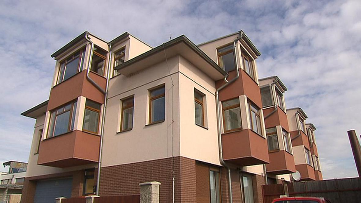 Bytový dům v Dobříši
