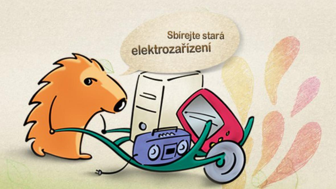 Kampaň za sběr elektrošrotu