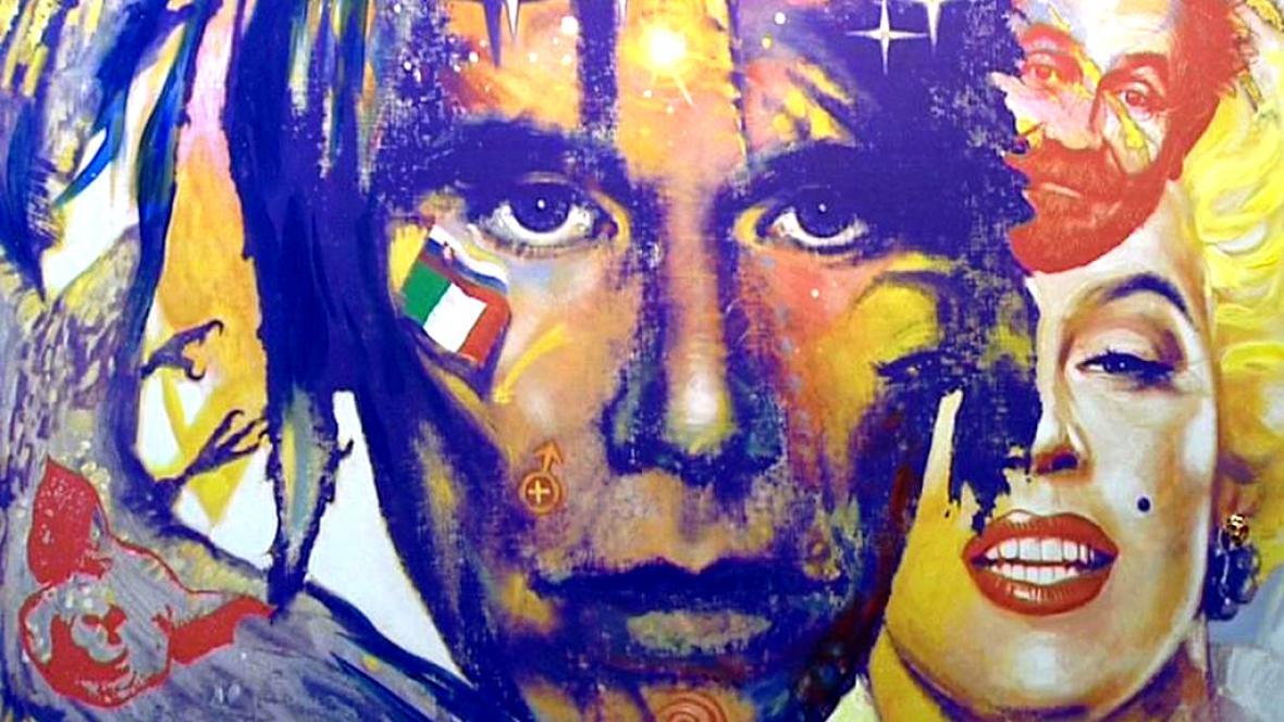 Z tvorby Andyho Warhola