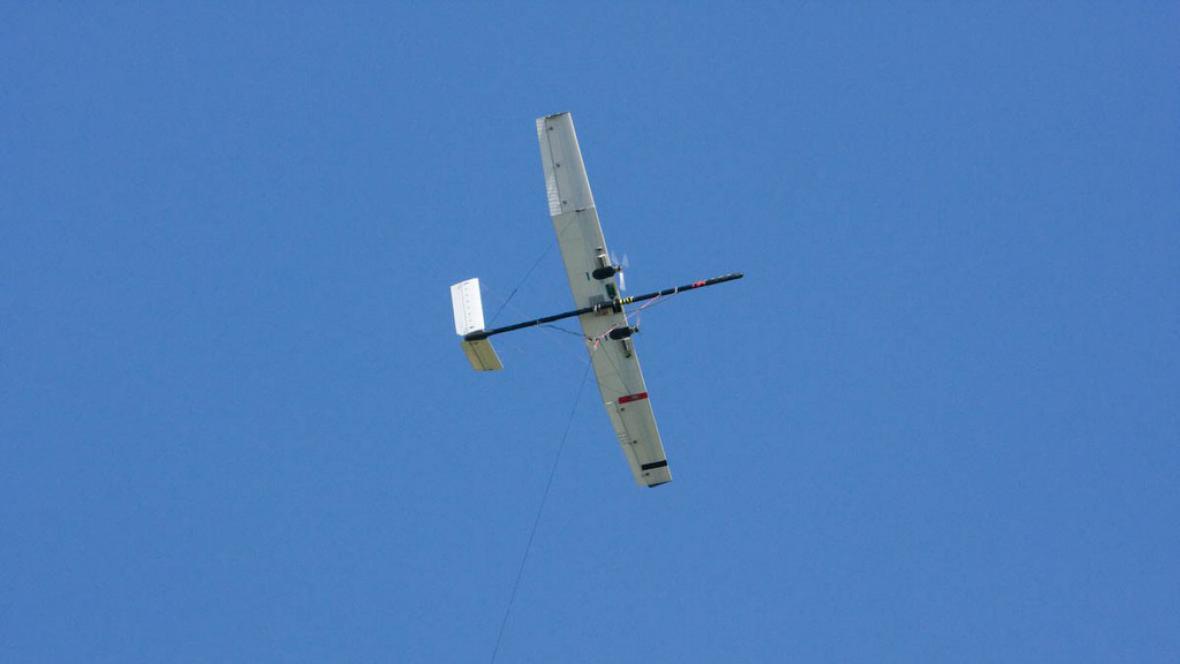 Létající elektrárna