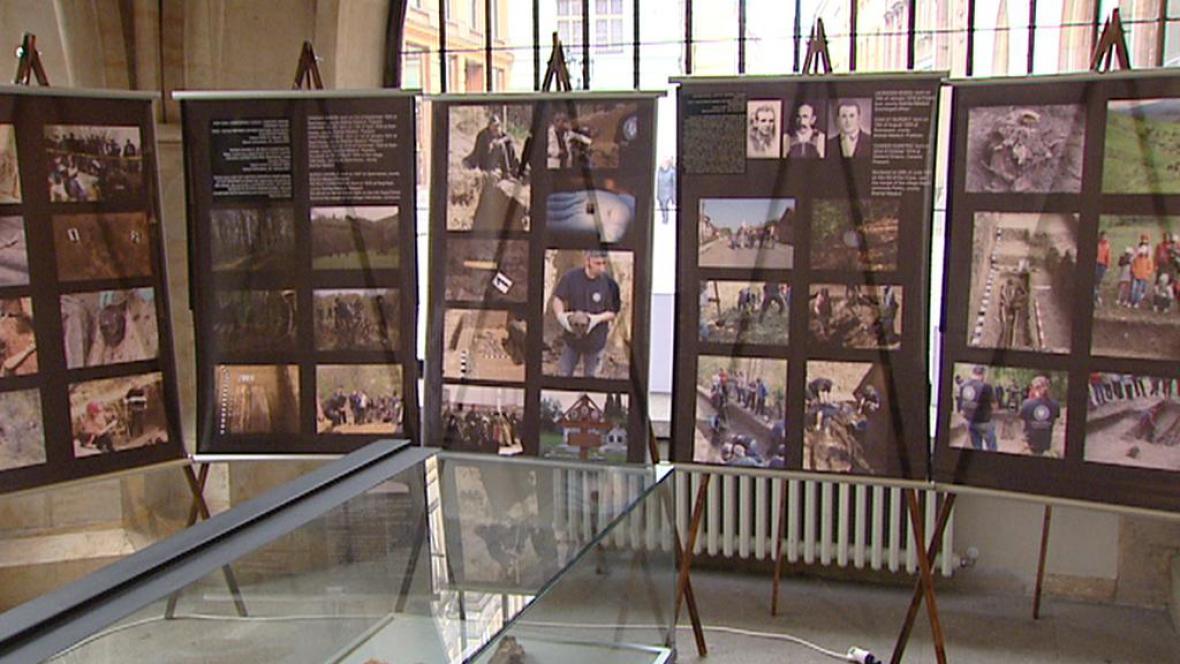 Výstava v galerii Karolina