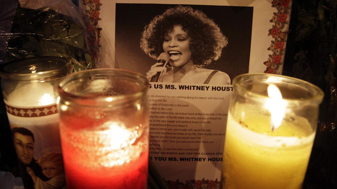 Vzpomínka na Whitney Houstonovou