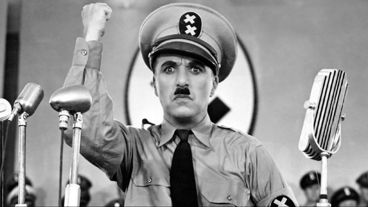 Charlie Chaplin, Film Diktátor